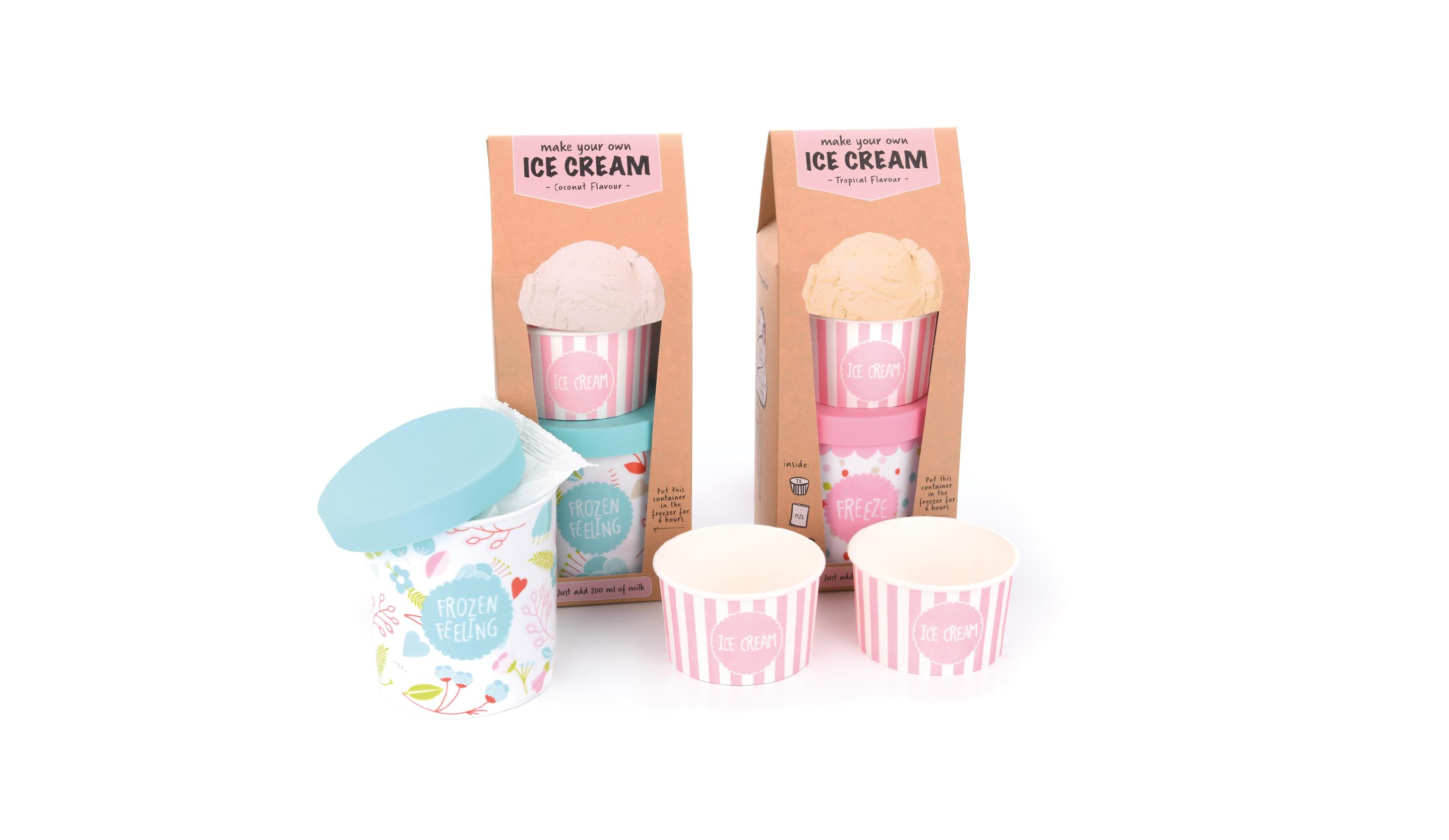 Lily's ice cream kit
